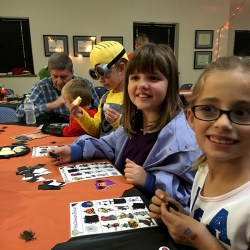 Hunzinger Hosts 2nd Annual Spooktacular Halloween Party for Employee Families