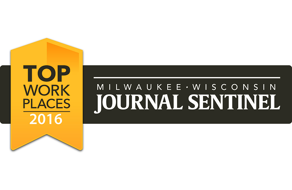 Hunzinger Named a Milwaukee Journal Sentinel Top Workplace for the 5th Year Running