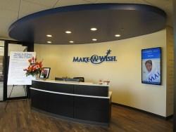 Hunzinger Helps to Celebrate the Grand Opening of Make-A-Wish Wisconsin's New Offices