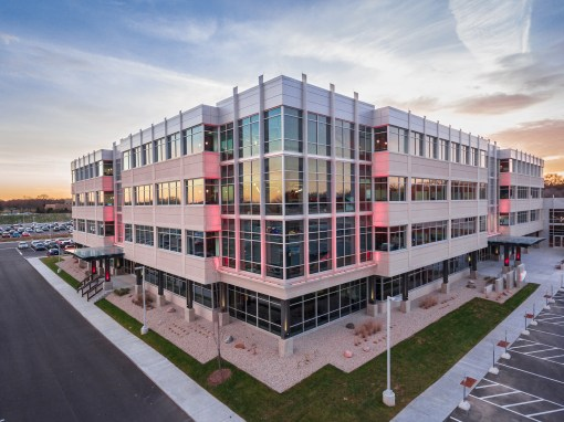 MILWAUKEE TOOL OFFICE ADDITION