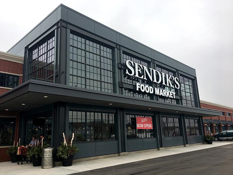 Sendiks Exterior