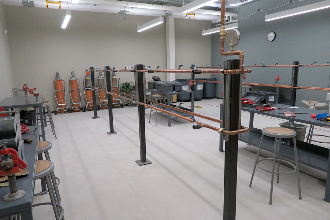 Steamfitters Classroom 2