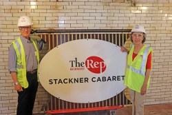 The Show Must Go On: Hunzinger Breaks Ground On Stackner Cabaret