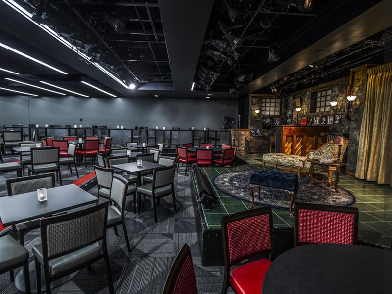 Ready To Take the Stage: Hunzinger Completes Stackner Cabaret Renovations