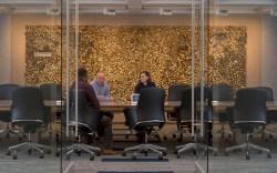 Hunzinger renovates MGIC Headquarters corporate interiors