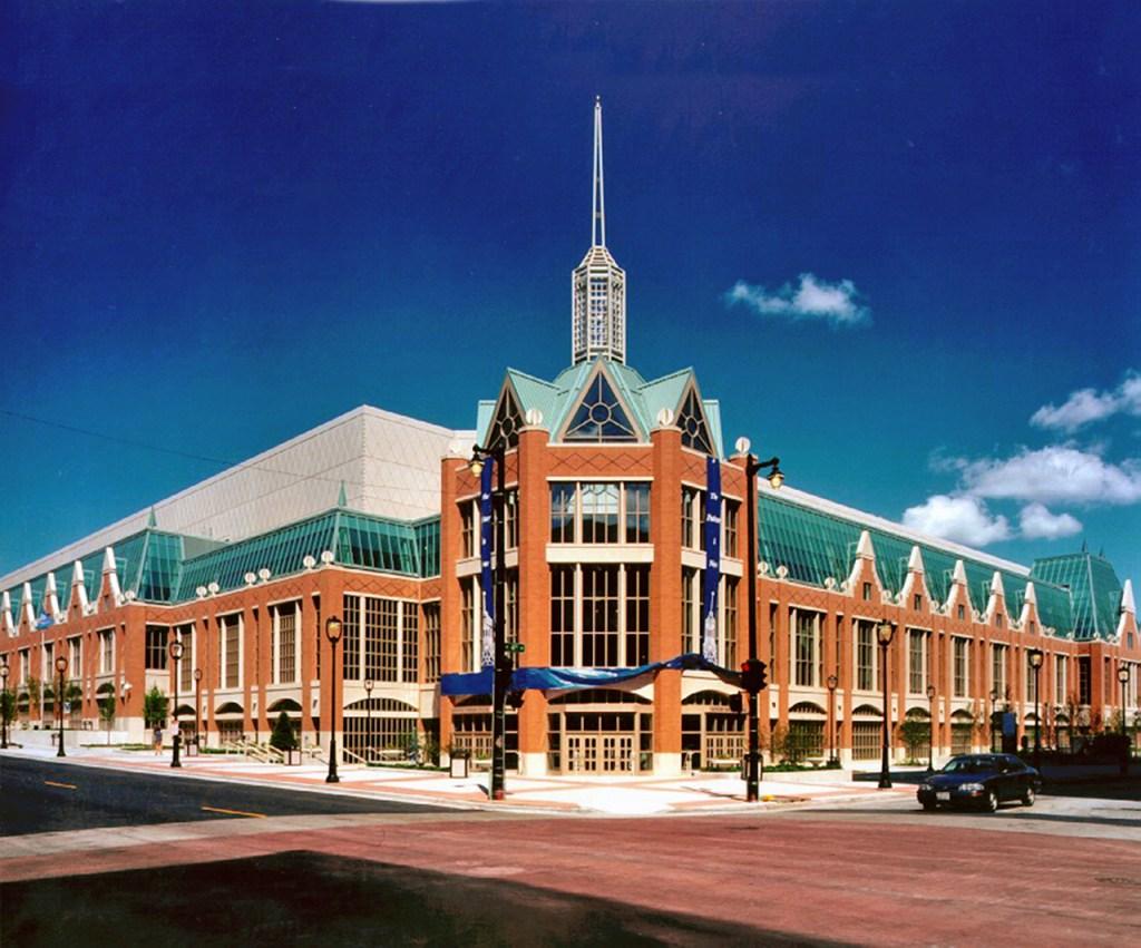 Wisconsin Center Milwaukee Convention Center – Phase I & II
