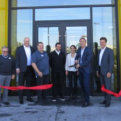 Grand Opening for Zund America