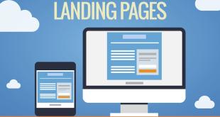 Thiết kế Landing Page đẹp giá rẻ