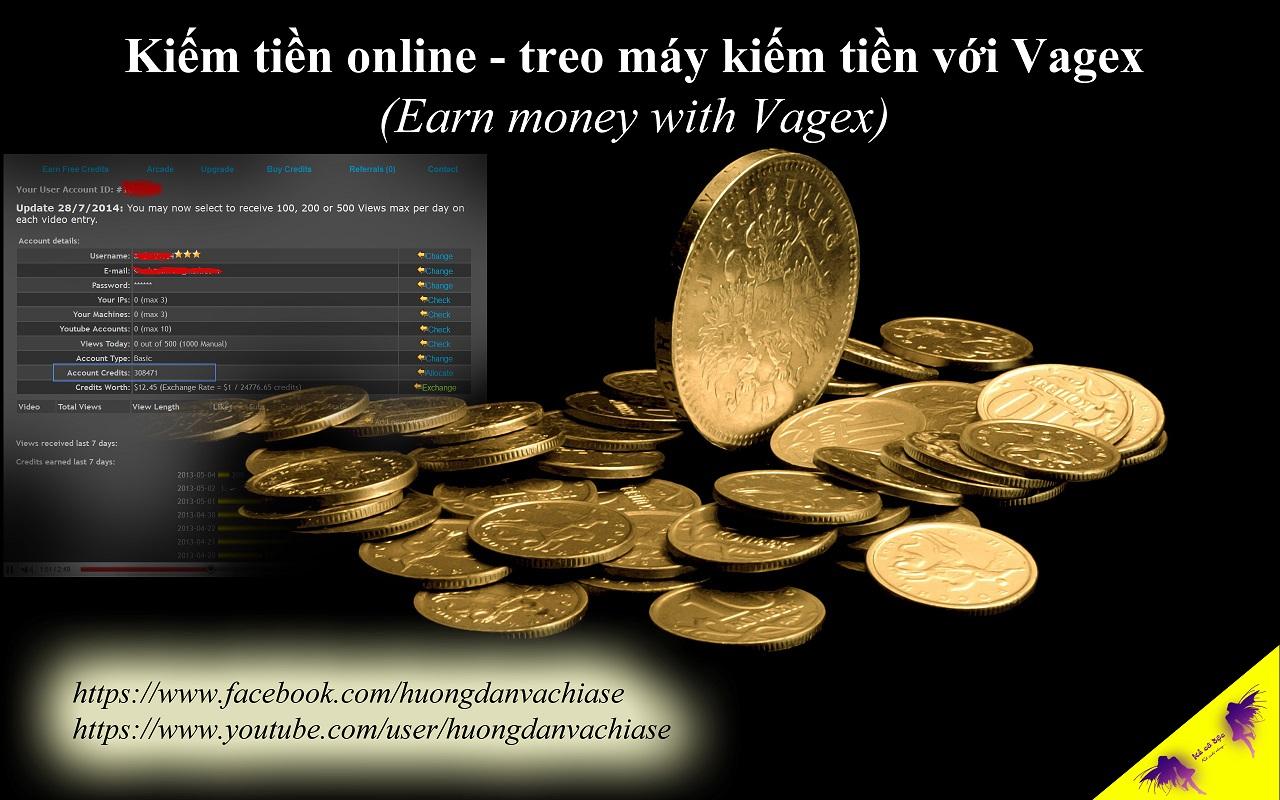 Kiếm tiền trên mạng (MMO)