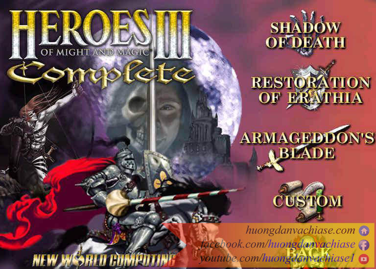 Heroes Of Might And Magic III Complete