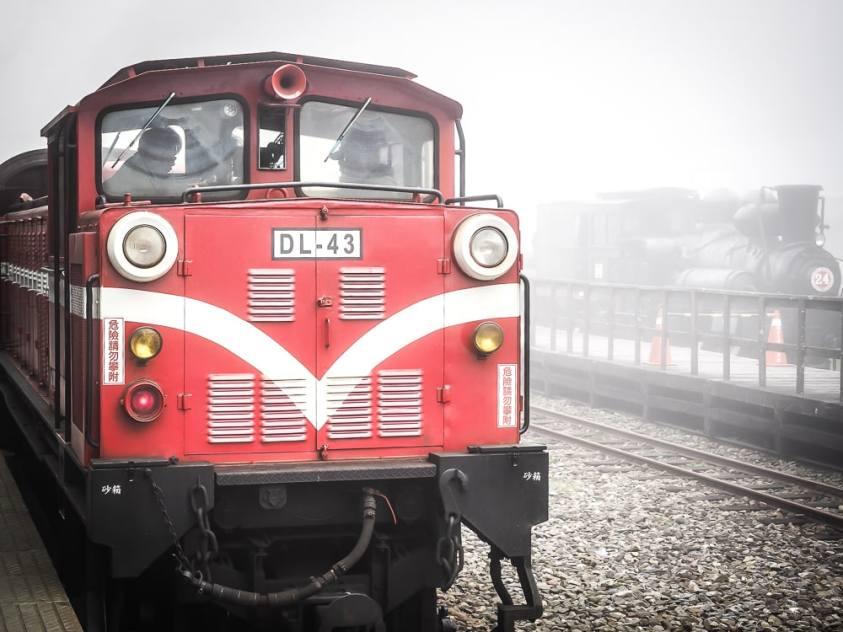 Tuyến đường sắt nổi tiếng ở Đài Loan