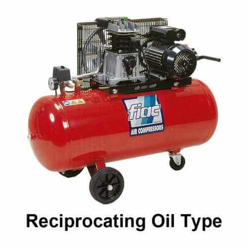 Reciprocating Oil Air Compressors