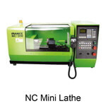 NC Mini Lathe Machine