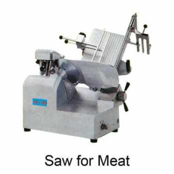 Saw for Meat