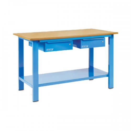 OMCN WB 1002 PL wooden-top work bench