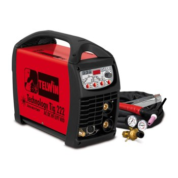 Technology TIG 222 AC/DC-HF/LIFT