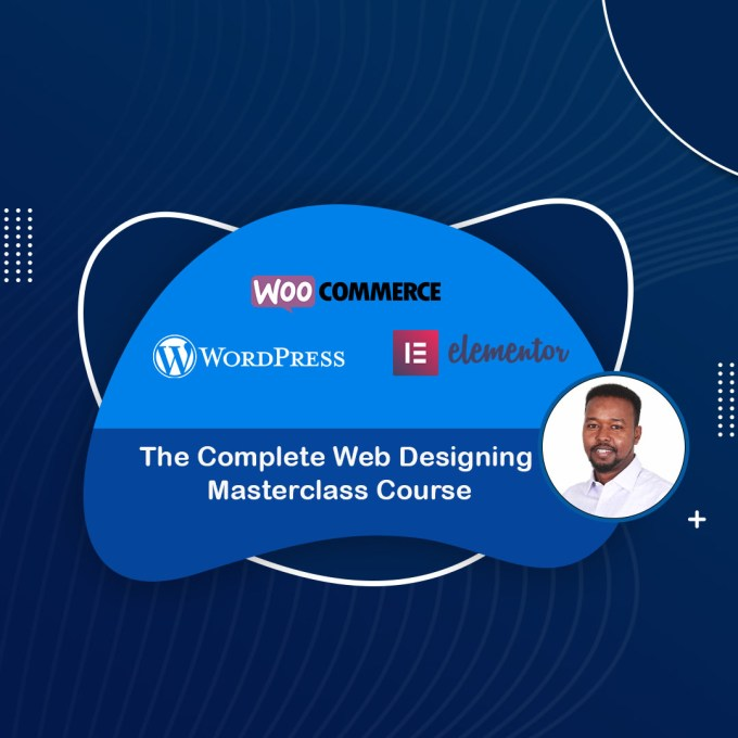 The Complete Web Designing Masterclass Course web