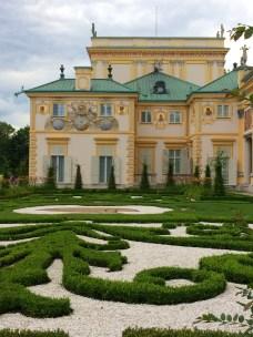 Wilanow Palace Garden
