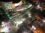 Aerial Photo Outside Miami Airlines Arena