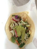 Vegetable Meat Tacos