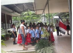 Local Costa Rican School