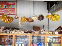 Fruits and Candy of Costa Rica