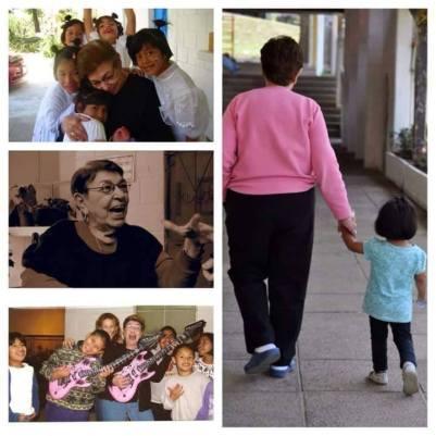 Mami Leo and the Beautiful Children of Misioneros Del Camino