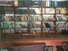 Library In Boca Azul