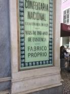 Confeitaria Nacional In Lisbon, Portugal