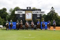 King Power Gold Cup final at Cowdray Park Polo Club, 21/07/2019 - Dubai vs King Power - © www.imagesofpolo.com