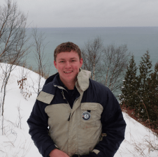 Andrew Grossmann, Grand Traverse Regional Land Conservancy