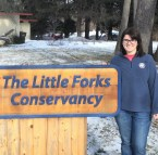 Sara Huetteman, Little Forks Conservancy