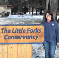 Sara Huetteman, Little Forks Conservancy