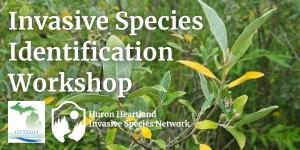 Invasive Species Identification Workshop