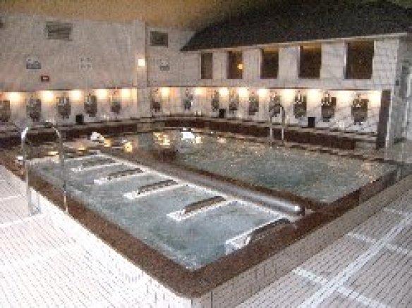 和合の湯 メイン風呂