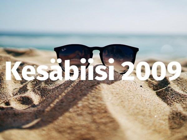 Kerkon Kesäbiisi 2009 – alustavia ehdokkaita