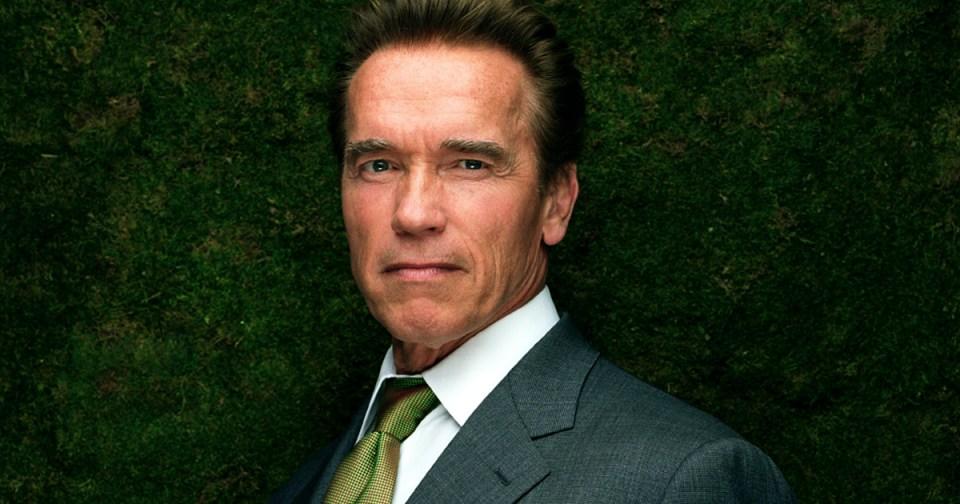 Schwarzenegger kuvernööri