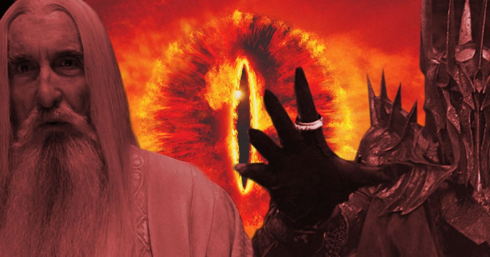 Pahuutta (ja Suuren Silmän aiheuttamia härskejä mielikuvia) säästämättä: elokuvan parasta antia ovat Keski-Maan Darth Vaderin hevimelodramatiikka ja Christopher Lee mörisemässä Sauronin ja Mordorin nimiä.