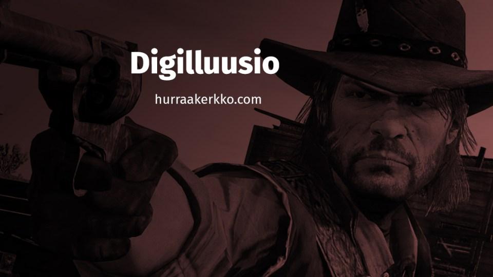 Kuukauden Digilluusio: Cowboys and Angels (or Devils)