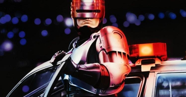 Robocop Peter Weller Dead or Alive