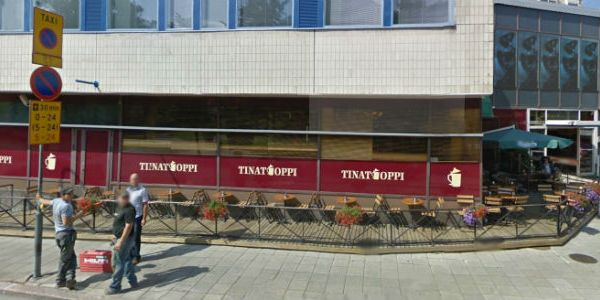 Kerava Tinatuoppi Aleksintori Kauppakaari