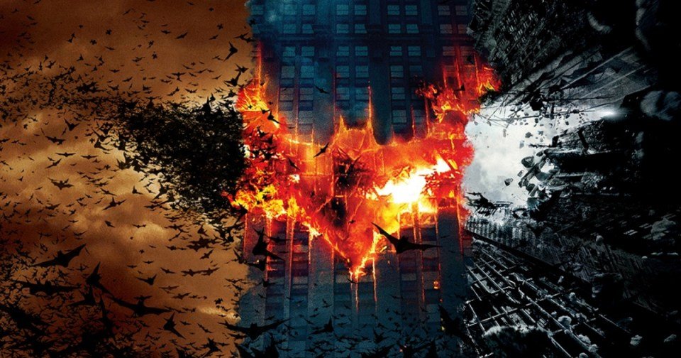 The Dark Knight cometh...?