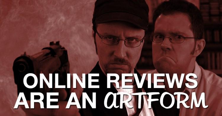 Kiitos Nostalgia Critic ja AVGN inspiraatiosta!