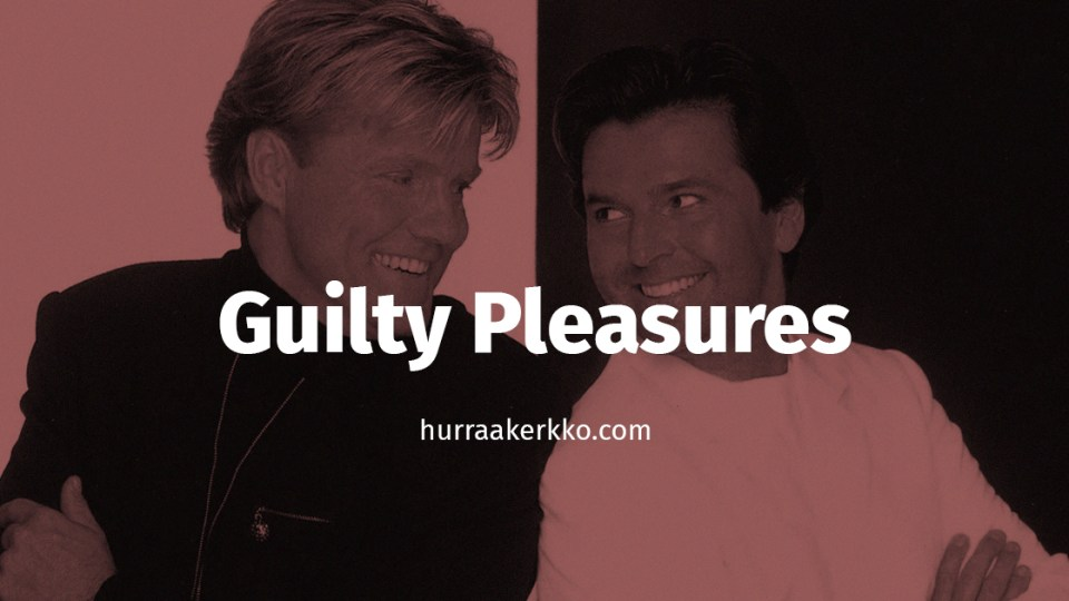 Guilty Pleasures: Cheri Cheri Lady