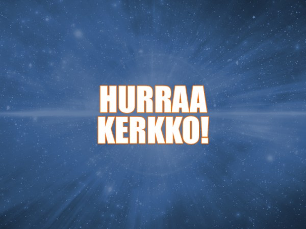 HurraaKerkko nörttiblogi