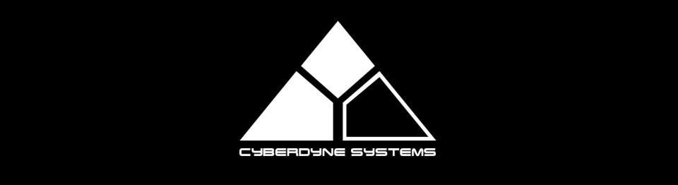 Cyberdyne Systems logo James Cameron Terminator