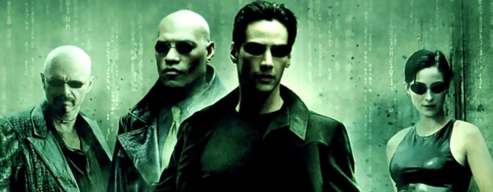 What is the The Matrix Laurence Fishburne Morpheus