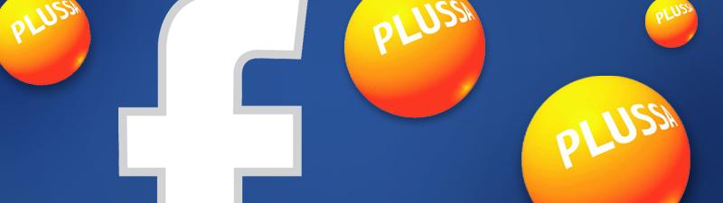 Tykkääminen kerryttää sosiaalisia Plussa-pisteitä.