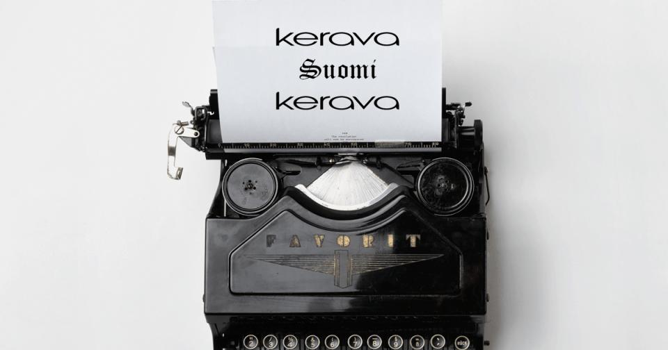 Keravalainen bloggaaja Kotikaupunkini Kerava