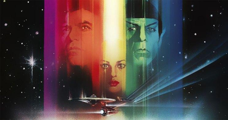 Star Trek Kirk Spock juliste